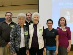 Friendship Village's Lifestyles team and residents designed and facilitate the award-winning Healthy4Life program.