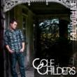 Rock Artist Cole Childers