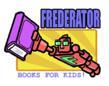 Frederator Books Logo - Flying Frederator
