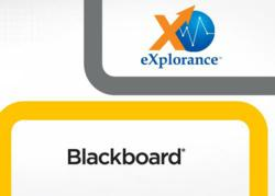 Course evaluation and enterprise feedback management by eXplorance integrates with Blackboard Learn platform