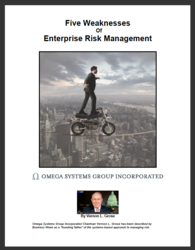 "The ""Five Weaknesses of Enterprise Risk Management"""