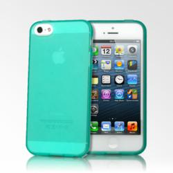 Lollimobile Clarity Flex Series iPhone 5 Case - Mint Green