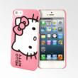 Hello Kitty iPhone 5 Case - Pink with Jewels