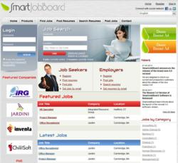 SmartJobBoard job board software