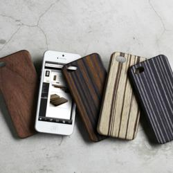 S52 Super-Thin Series Wood iPhone 5 Cases