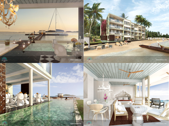 The beach samui a member of design hotels for Member of design hotels
