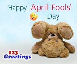 April Fools' Day Pranks Cards, Free April Fools' Day Pranks eCards, Greetings from 123greetings.com