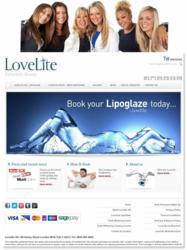 LoveLite New Website