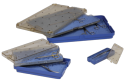Surgical Instrument Sterilization & Storage Trays