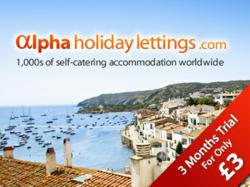 Holiday rental advertising