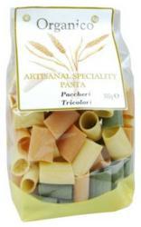 Organico Tricolour Paccheri