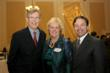 (left to right) Pasadena Mayor Bob Bogaard, Betty McWilliams, executive director, Foothill Unity Center; Donald P. Schweitzer, founder & partner, the Law Offices of Donald P. Schweitzer