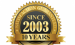 10 years in market with a safe & effective solution