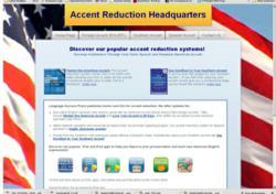 Lose Accent website