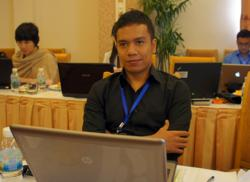 Chandra Himawan, CEO of Hotel Link Solutions Bali