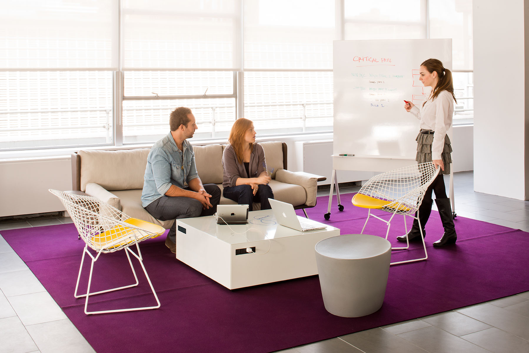 Knoll Launches Activity Spaces A Variety Of Spaces For A