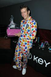 Perez Hilton Sex Toy JOPEN Present Pajama Party