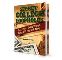 Solutions From Science - Secret College Loopholes
