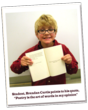 Braintree Printing Publishes Poetry Books for Fourth Graders