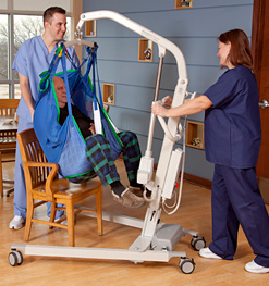 Prism Medical Introduces New Floor Lifts And A Sit To