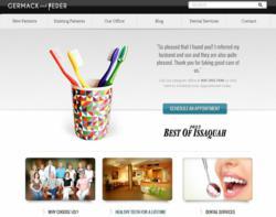 dental website design issaquah