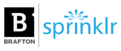 Brafton and Sprinklr