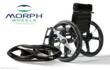 Spitball Leads Marketing Launch of MORPH™ Wheels - The First Ever Foldable Wheelchair Wheels
