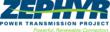 Zephyr Power Transmission Project logo