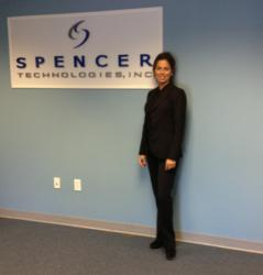 Angie Bucci Sales Manager Canada Spencer Technologies