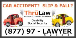 Auto Accidents, Car Accidents, Slip and Fall