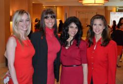 "Morgan Drexen executives attend American Heart Association's ""Go Red For Women Luncheon"""