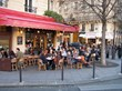 Quaint café along the streets of Paris (photo credit Mr. Mystery)
