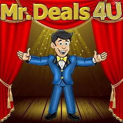Mr. Deals 4 U, a new daily deals and online game site, invites online game enthusiasts to sign up for free access to more than 300 games plus a chance to win prizes with their tournaments starting April 7th.