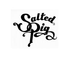 The Salted Pig Logo