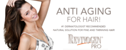 advanced skin and hair launches Revivogen PRO