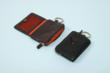 Italian Calf Leather Credit Card Holder with Coin Purse
