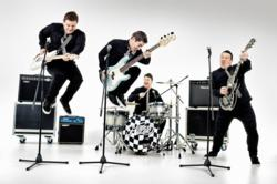 Essex based party function band Happy Hour