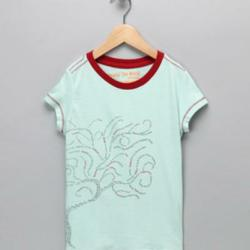 Kids Earth Day Tree Tee Shirt