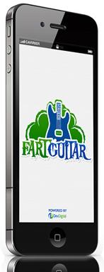 nashville based devdigital releases fart guitar app for iphone and android. Black Bedroom Furniture Sets. Home Design Ideas