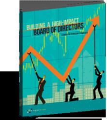 Buildling a board of directors