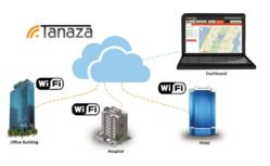 Wi-Fi cloud management. No need for a hardware controller.