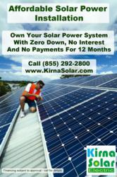 Financing for Solar Panel Installation in San Jose, CA