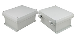 L-com's NBN and NBC Weatherproof Enclosures