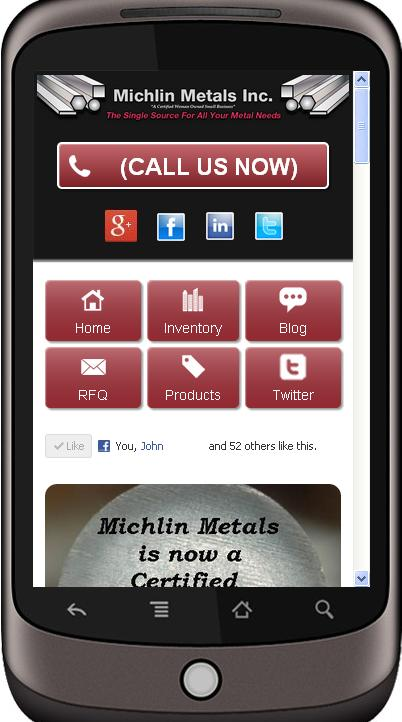 Michlin Metals, Inc. Announces the Launch of Their Mobile ...