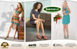 New Spring 2013 Collections from Earthies, Kalso Earth and Earth