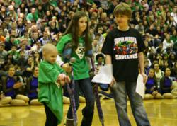 St.Baldrick's Foundation Event at Downers Grove South