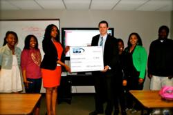 Consumer Attorney Services Makes Donation to Boys & Girls Club