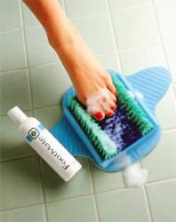 FootMate Foot Massage and Cleaner System photo