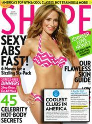 SHAPE Magazine Awarded Urban Air Trampoline Park - Coolest Club In America
