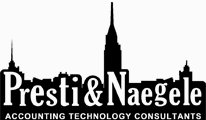 Small Business Accounting - Presti & Naegele Accounting Technology Consultants logo